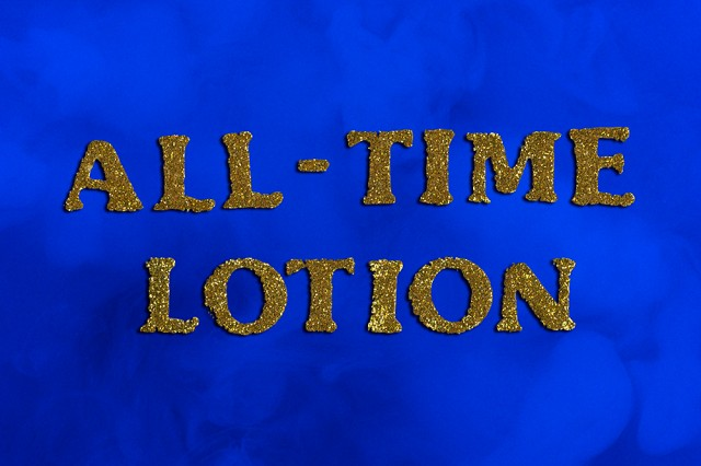 All-Time Lotion